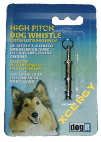 adjustable dog whistle instructions